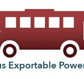 Bus Exportable Power Supply